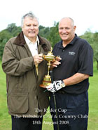 The Ryder Cup, The Wiltshire Golf & Country Club, 2008